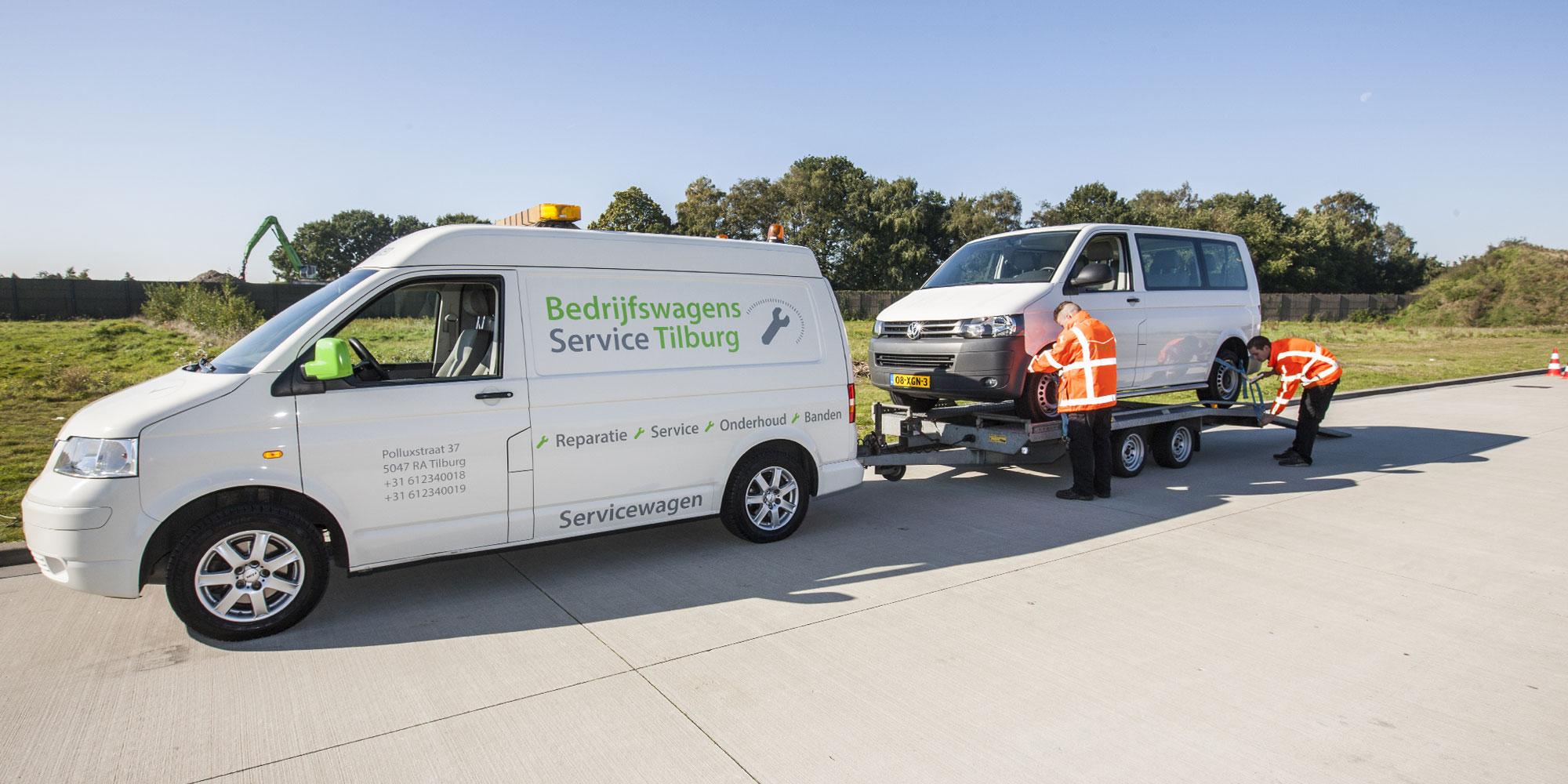 Mobiliteit Op Maat Bedrijfs Wagens Service Tilburg